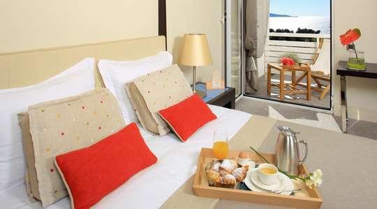 Superior Room Balcony Sea View