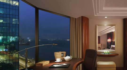 Deluxe Side Harbour View Room