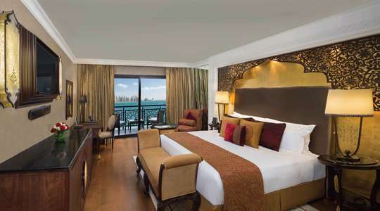 Deluxe King Arabian Sea View