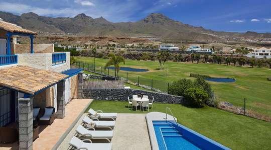 Three Bedroom Sea View Villa with Private Pool