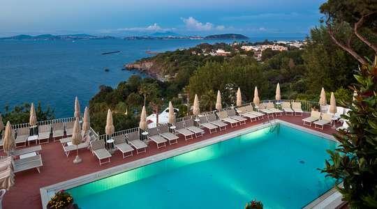 Hotel le Querce, Ischia