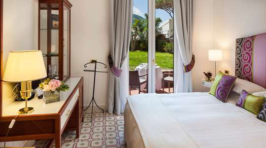 Double Comfort Terrace Room