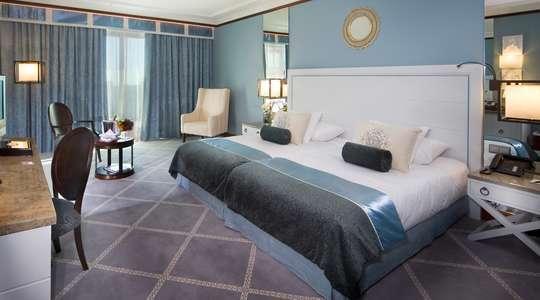 Twin Side Sea View Room