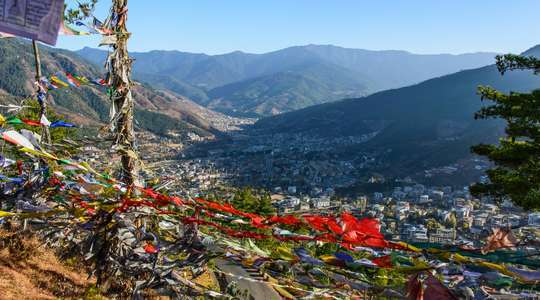 Best of Bhutan – Suggested itinerary