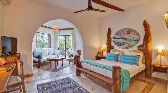 Oceanview Deluxe Room