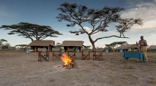 Serengeti Explorer Camp