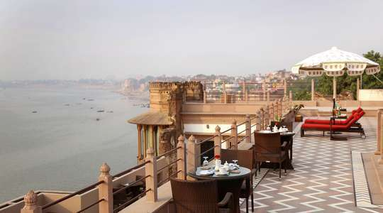 Brijrama Palace, Varanasi