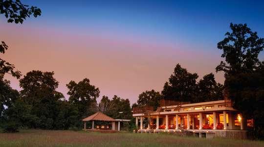 Taj Mahua Kothi, Bandhavgarh Tiger Reserve