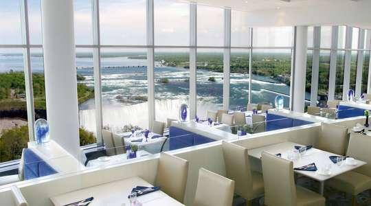 Hilton Niagara Falls Fallsview Hotel & Suites