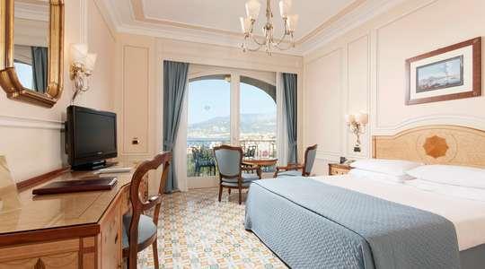 Double Partial Sea View Balcony Room