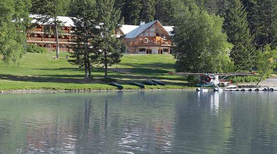 Tyax Lodge & Heliskiing, Gold Bridge