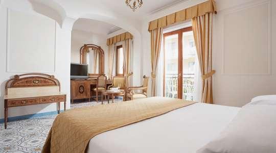 Double Balcony Room