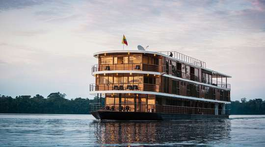 Anakonda Cruise