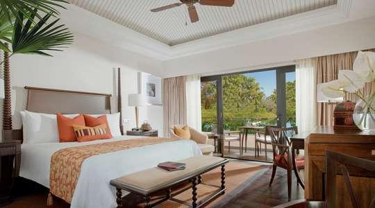 Lagoon Terrace Room