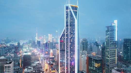 Le Royal Méridien Shanghai