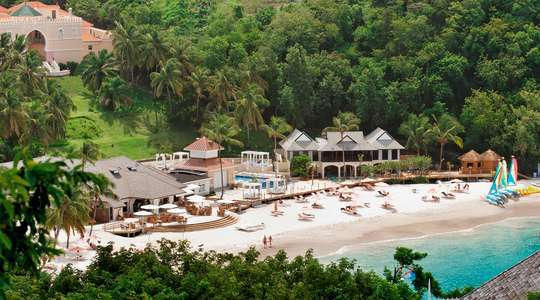 BodyHoliday, Saint Lucia