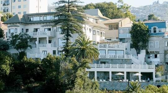 Casa Higueras, Valparaiso