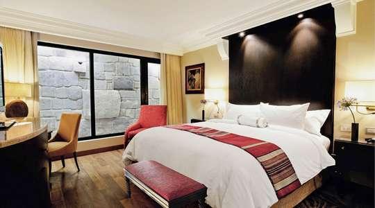 Classic Inca Wall Room