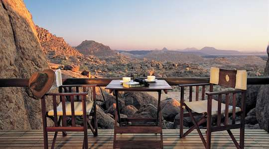 Mowani Mountain Camp, Damaraland
