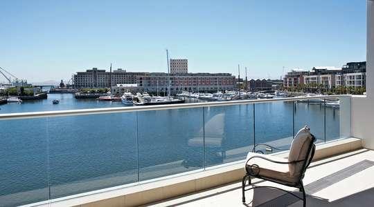 African Elite Waterfront Apartments