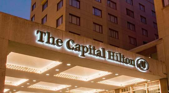 The Capital Hilton, Washington D.C.