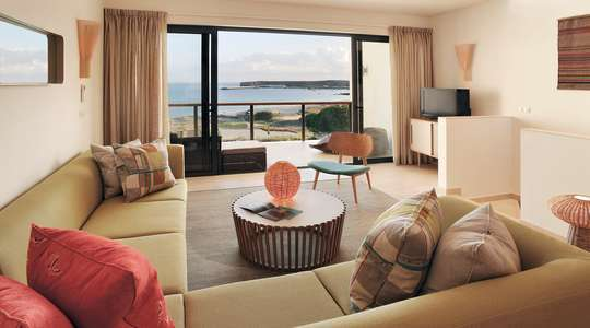 Two Bedroom Grand Ocean House Partial Sea View