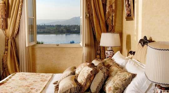 Luxury Nile View Room