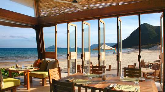 By The Beach Restaurant