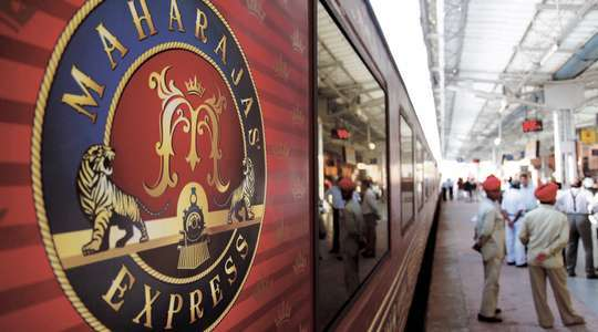 Maharajas' Express – Heritage of India rail journey