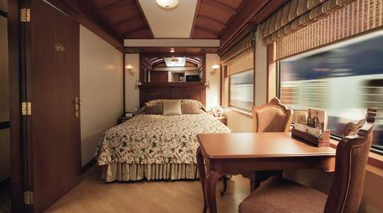 Maharajas' Express – Gems of India rail journey