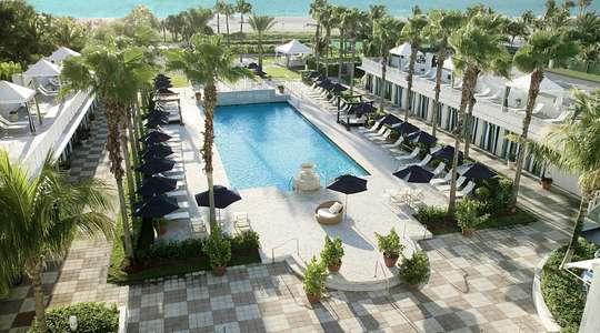 Kimpton Surfcomber Hotel, South Beach