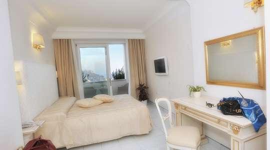 Double Balcony Sea View Room