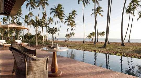Frangipani Oceanfront Villa