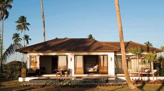 Prestige Oceanfront Pool Villa