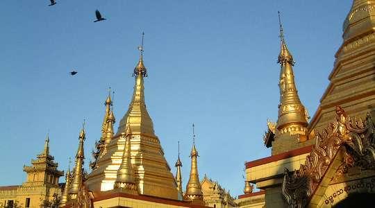 Majestic Burma