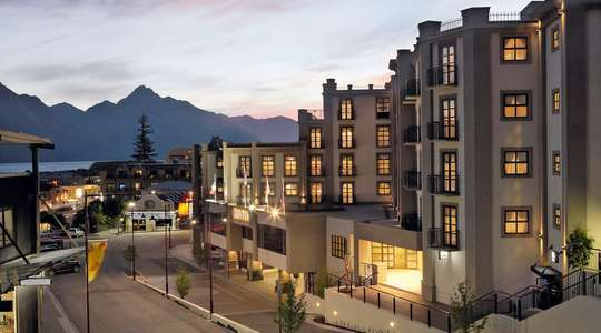 Sofitel Queenstown Hotel & Spa