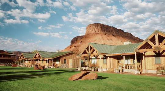 Sorrel River Ranch & Spa