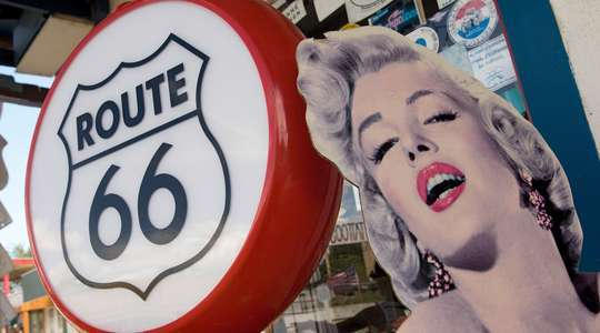 Historic Route 66 self-drive