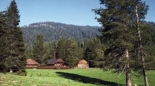 Wuksachi Village & Lodge, Sequoia National Park