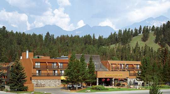 Sawridge Inn, Jasper