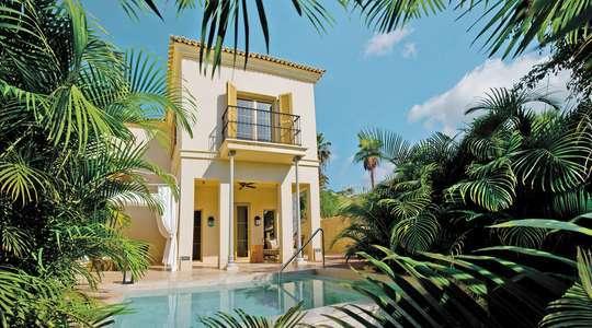 Villa Duplex One Bedroom (Las Retamas)