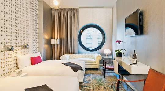 Silver Double Room