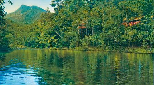 Silky Oaks Lodge, Daintree Rainforest