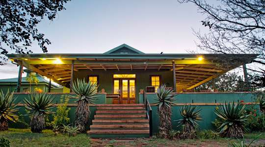 Three Tree Hill Lodge, Drakensberg