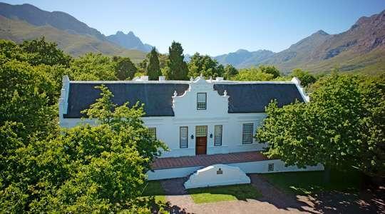 Lanzerac Hotel & Spa, Stellenbosch