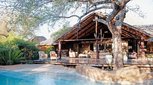 Chapungu Tented Bush Camp at Thornybush Private Game Reserve