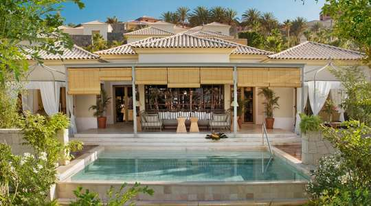 Villa Two Bedroom (Las Mimosas)