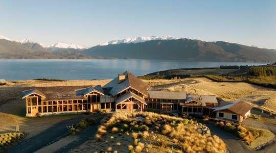 Fiordland Lodge, Te Anau