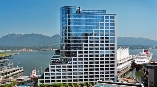The Fairmont Waterfront, Vancouver