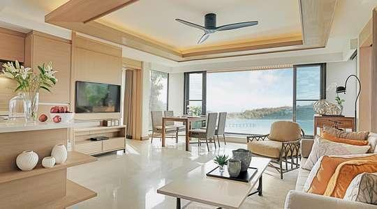 Two Bedroom Ocean Facing Suite